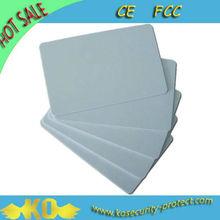 PVC/ABS/PET/PETG/Paper plastic EM ID access control card KO-K1