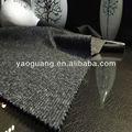 listrado tecido de lã para atender