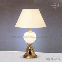 Unique Luxury copper body restaurant or villa table lamp in bronze finished ETL35079