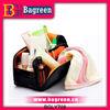 2013 NEW waterproof nylon travel cosmetic organizer bag makeup kit bag for men