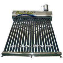 calentador de agua solar, fabricante