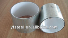 plastic coated gi steel pipe used for water convey,YOUFA inc,LGJ