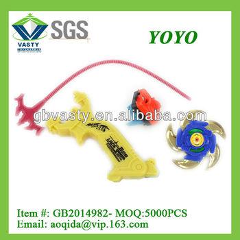 rapidity beyblade plastic beyblade with handle