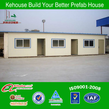Comfortable Light Steel Frame Prefab House/Factory Office/Workshop/Meeting Room in Angola