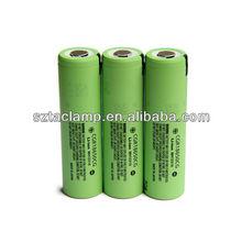 li-ion battery cell panasonic cgr18650 2250mAh battery cell 3.7V batteries cells