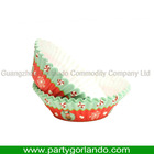 china supplier 55mm decoration cupcake wrapper greaseproof mini cupcake cups