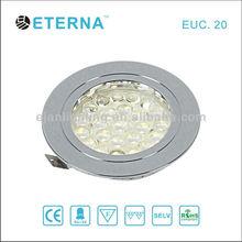 IP44 LED Cabinet Light Round Style DC 12V