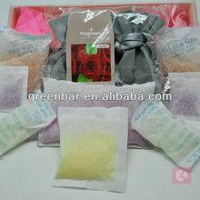 Fragrance non-woven scented bag for odor control