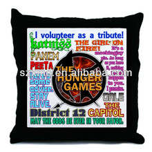 Current new figure black&white design cushion and pillow case