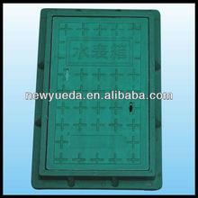 plastic composite electric meter cover