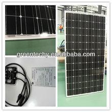 high quality best price 250w mono panel solar