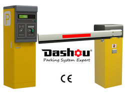 automatic parking cars for managing parking lot