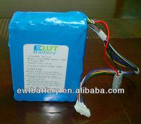 48v 20ah lifepo4 battery pack for power wheelchair