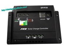 20A 12V/24V Auto Switch PWM Solar Street Light Panel Charge Controller Regulator
