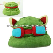 Cute League of Legends Teemo Plush Hat