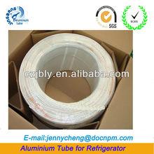 alloy thin-wall pancake aluminum tube for automobile
