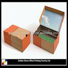 corrugated sports custom boxing shoes, shoe box