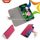 Wallet style skin, mobile phone cover for samsung galaxy s4