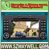 Car DVD GPS Navigation Bluetooth Radio IPOD CAR Video Mercedes Benz A(W169),B(W245)(from 2004-2010),Vito,Viano,Sprinter