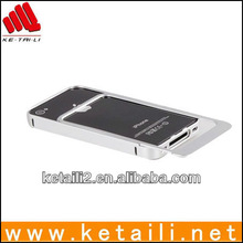 for iphone 5 /4s metal bumper , high quality, we are the manufacture(FDA,BV ,ISO9001 report)