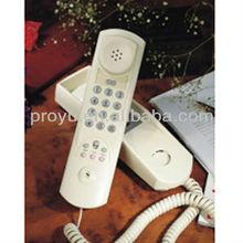 PY-6001 Bathroom Telephone Hotel Phone Redial Anti Lightening Electro Interaction