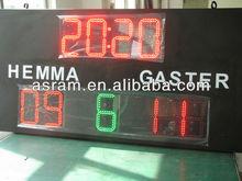 led digital scoreboard, Football and Soccer Scoreboards,good price high quality stadium scoreboard led display