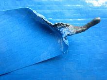 flame retardant plastic tarp