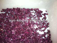 Chinese IQF Frozen Purple Sweet Potato