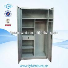 W207 steel wardrobe inside design