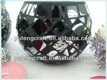 moroccan glass,crystal globe centerpiece