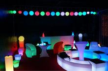 Hot sale LED multi color light bright furniture for saloon, bar, pub