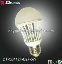 5w gu10 warm white 60 smd led spot light bulb lamp smd5730 Epistar high bright toshiba