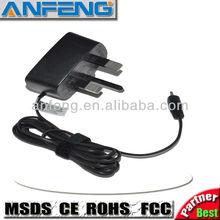 Free Shipment AC-3X UK Plug Charger For Nokia C3 5800 2680 E71 E75 E61 E63 N95 C7 E50 Cargador Chargeur Disco Pengisi 80pcs/Lot