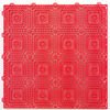 Polymer children playground surface rubber mats for Yard paving