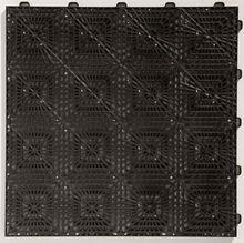 Easy to clean bitumen backing carpet tiles for Reception Room