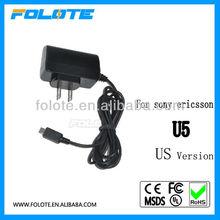 Original for sony battery charger X10 Mobile Phone US model X1 X2 U5 U8 X8 X10 mini pro micro USB