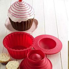 Giant Cupcake Mould / Big Top Cupcake Bake Set / Baking