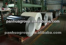 ppgl coil ppgi sheet metal roofing rolls/prepainted steel for construction per ton