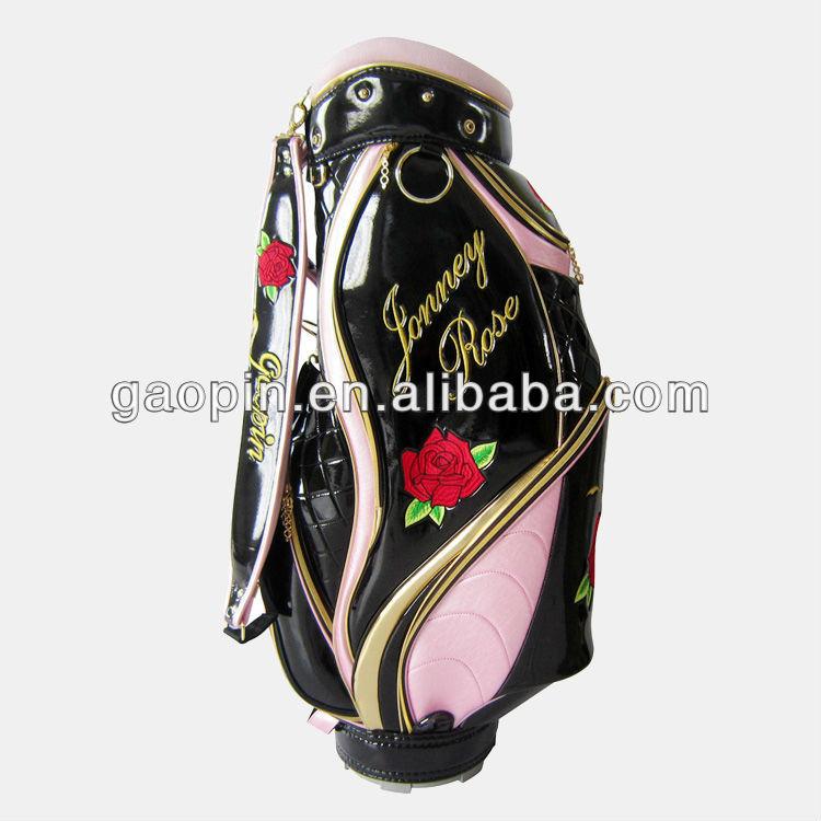 Fashional qd-85402 gestalten sieihre eigenen golfbag