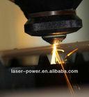 YAG laser cutting head