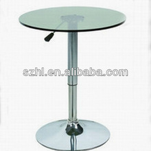 Lift adjustable acrylic table&Duadble lucite table&simple lucite table