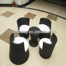 Hot Sale Rattan/wicker Garden furniture