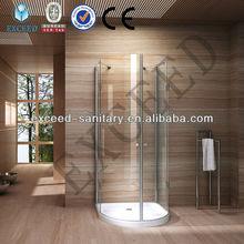 Luxury shower room glass door hinge