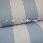 Blue Sreiped wall decoration/vinyl wallpaper/wall coating