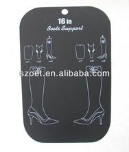 Plastic boot stretcher,boot tree,shoe shaper