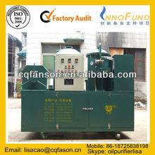 Used motor oil refining plant/ Black Engine Oil Refinery/Diesel oil purification