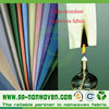 fire proof non-woven fabric