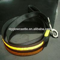 LED dog leash can be made USB flash drive