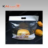 Card Head Plastic Bread Packaging Bag