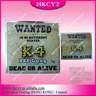 K4 plastic zipper herbal potpourri bags/high quality herbal-incense bags